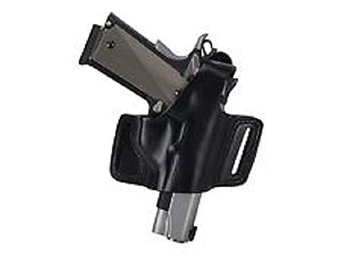 Bianchi 5 Black Widow Hip Holster - Colt 45 (Black, Right Hand)