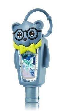 Bath & Body Works Pocketbac Holder Blue Bear ()