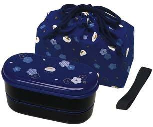 Japanese-2-Tiers-Bento-Lunch-Box-with-Belt-Bag-Chopsticks
