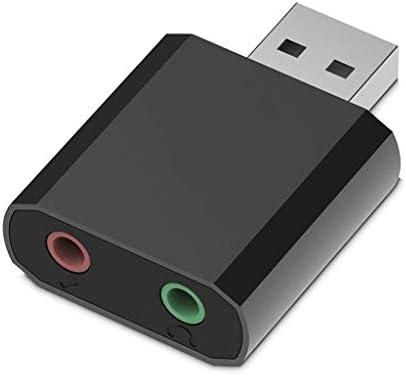 DEFfd USB Externo Independiente Tarjeta de Sonido Unidad Libre ...