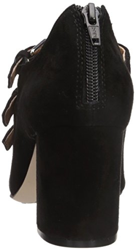 Kid Rogers Shoes Como Opportunity Corso Black Suede Women's Pump gUqwAz0