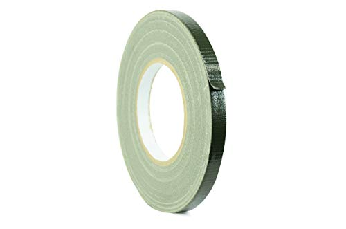 - WOD DTC10 Advanced Strength Industrial Grade Olive Drab Duct Tape, Waterproof, UV Resistant For Crafts & Home Improvement (Available in Multiple Sizes & Colors): 1/2 inch x 60 yds.