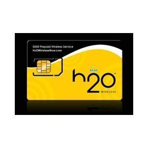 H2O Wireless SIM Card Kit (H2O Wireless)