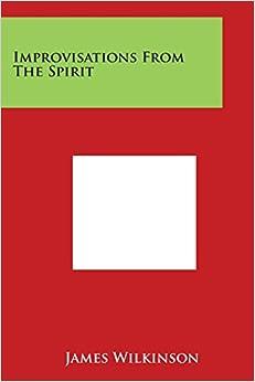 Book Improvisations from the Spirit