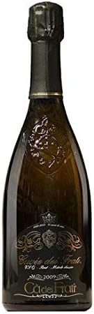 Ca 'dei Frati - Cuvée dei Frati - Método clásico vino espumoso Brut [ 6 BOTELLAS x 750 ml ]