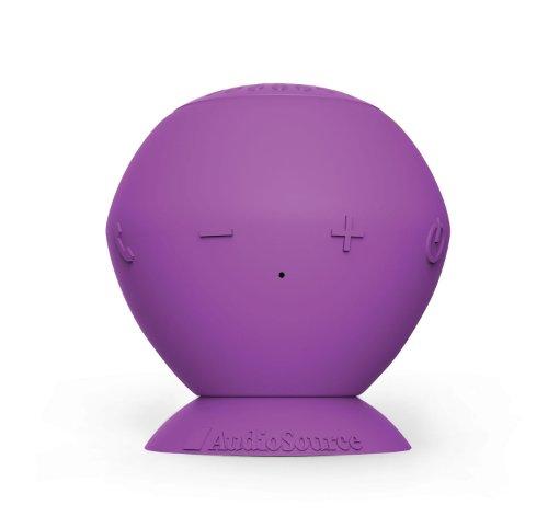 AudioSource Sound pOp Bluetooth Speaker (Royal Purple)