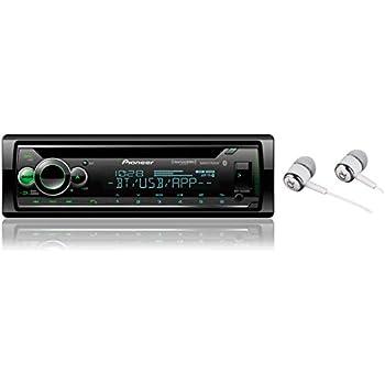 Sony MEX-GS810BH Streaming Bluetooth NFC HD Radio Car Audio In-Dash Receiver