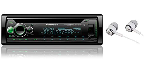 Pioneer InDash BuiltIn Bluetooth