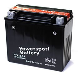Replacement For ARCTIC CAT POWDER EXTREME CC SNOWMOBILE BATTERY FOR MODEL YEAR 1997 Battery by Technical Precision