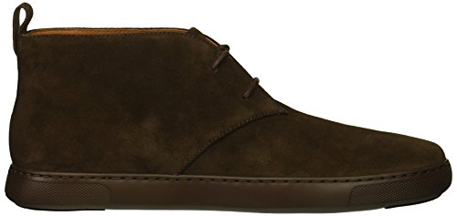 Fitflop Boots Stivali Zackery Ankle chocolate Uomo Marrone rrS5qYw