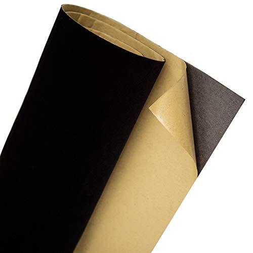 [해외]Self Adhesive Velvet Flocking Liner for Jewelry Drawer Craft Fabric Peel Stick17.7 x 118 (Black) / Self Adhesive Velvet Flocking Liner for Jewelry Drawer Craft Fabric Peel Stick17.7 x 118 (Black)