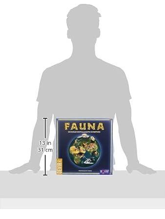 Devir - Fauna, Juego de Mesa (223071)