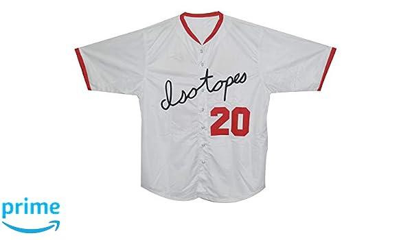 Homer Simp Springfield Stitch Baseball Jersey Isotopes