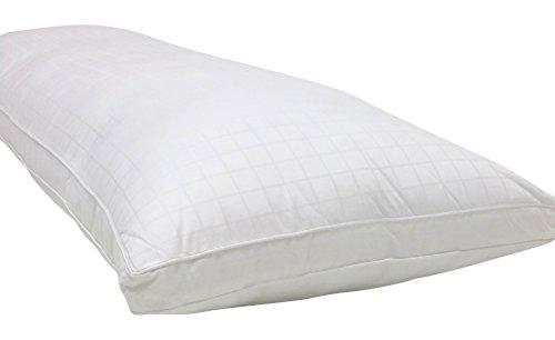 20 x 54 - HQ - Down Alternative Body Pillow - 100% Cotton Do