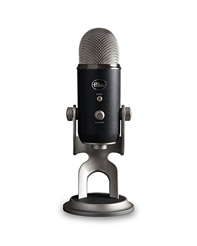 (Blue Yeti Pro Studio All-In-One Pro Studio Vocal System with Recording Software)