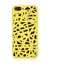 Newstore Bird Nest Rear Hard Skin Protector Case Cover For Apple iPhone 5C (Yellow)
