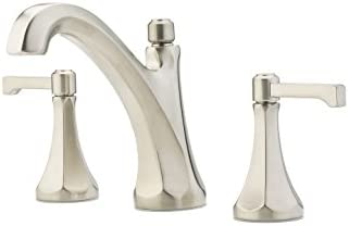 Pfister Arterra 2-Handle 8 Widespread Bathroom Faucet, Brushed Nickel