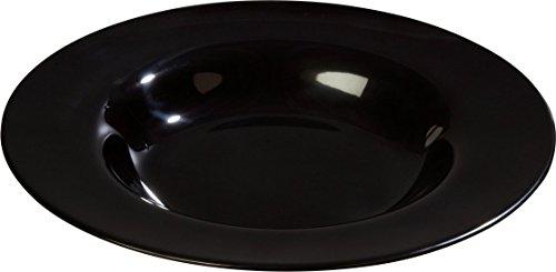 Designer Displayware Pasta Bowl - Carlisle 4303003 Durus Melamine Chef Salad / Pasta Bowl, 12