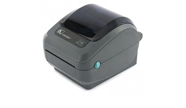 Amazon com : Zebra GX430D GX430-20510-00DM Direct Thermal