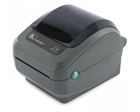 Zebra GX430D GX430-20510-00DM Direct Thermal Label ()