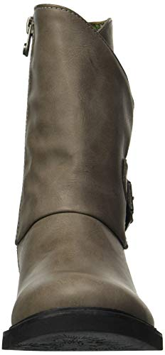 Blowfish Tombstone Boot Visitor Ankle Women's Fog Grey 6nw6qRfp