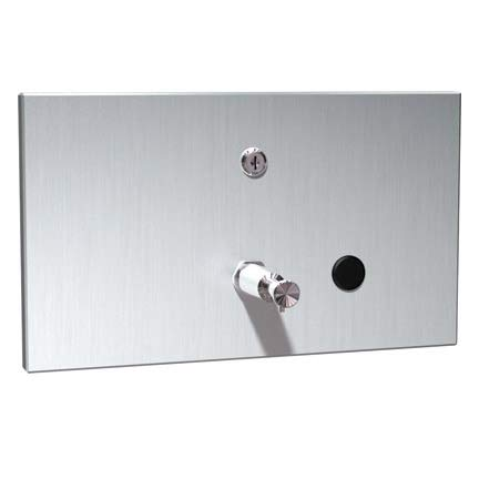 ASI 0326 Soap Dispenser (Liquid) Horizontal, Recessed ()