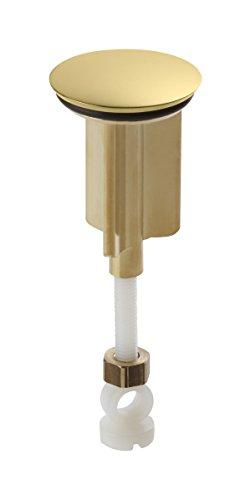 (KOHLER K-78172-VF Stopper Assembly, Polished Brass)