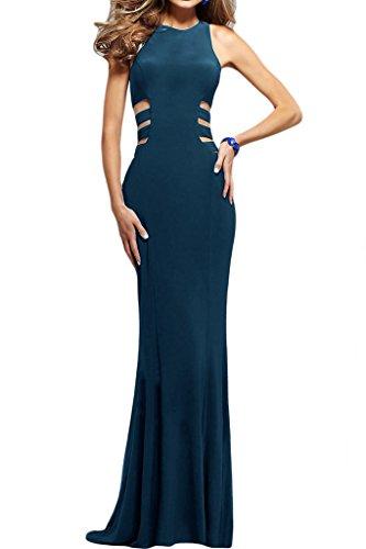 Missdressy - Vestido - para mujer Azul Tinta 44
