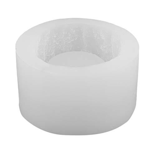 Sm Flower Garden - SM SunniMix (9.8x5.6cm Flower Succulent Plant Flower Pot Silicone Mold, DIY Clay Resin Craft Mold for Handmade Flower Pot/Garden Pot/Planter/Candles