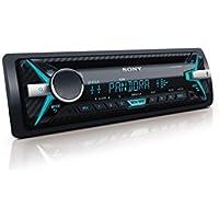 Sony CDX-G3100UP Detachable Car receiver CD Player MEGA BASS 5 Band EQ - Black