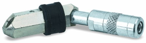 Lumax LX-1406 Silver 360 Degree Swivel Grease Coupler