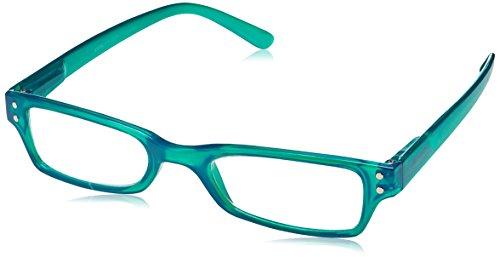 Peepers Unisex-Adult Rendezvous 566125 Rectangular Reading Glasses, - Glasses 2016 Frames