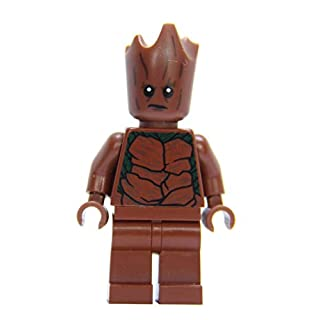 LEGO Marvel Super Heroes Avengers Infinity War Minifigure - Teen Groot (76102)
