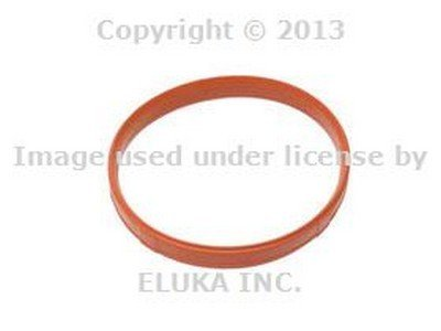 BMW Genuine Throttle body Housing Profile Gasket for 325Ci 325i 330Ci 330i 330xi 530i X3 3.0i X5 3.0i Z3 3.0i Z4 3.0i