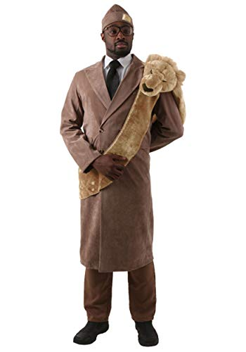 Coming to America King Jaffe Joffer Costume Medium Brown -