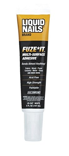 LIQUID NAILS/PPG ARCH FIN LN-547 5 oz Liquid Nails Fuze by LIQUID NAILS/PPG ARCH FIN