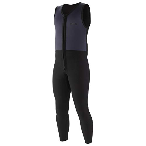 NRS Men's Outfitter Bill Wetsuit-Black-XL