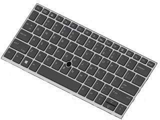 HP Cubierta superior para teclado para conector HP, PC/Mac ...