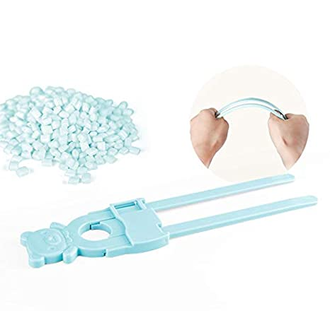 length* width Cierres de armario corredero con forma de U a prueba de cerraduras de seguridad para beb/és marr/ón marr/ón Talla:21 4cm