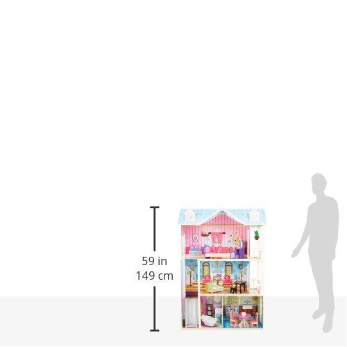 KidKraftMy Dreamy Dollhouse with Furniture by KidKraft (Image #4)