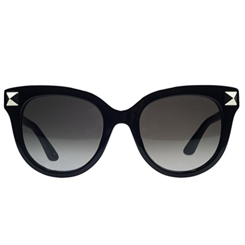 Valentino V658S 001 Black V658S Sunglasses Lens Category 3