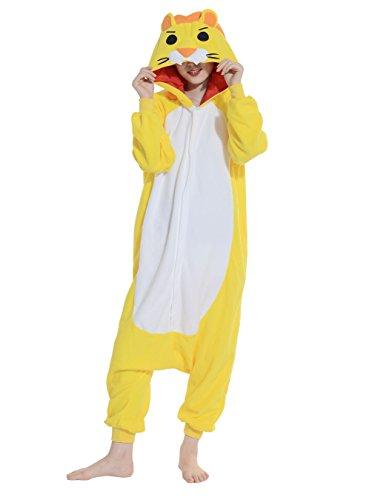 Pijamas Kigurumi de Animales para Adulto Unisex Traje de Disfraz Carnaval Halloween Navidad: Amazon.es: Ropa y accesorios