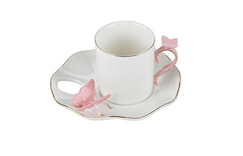 butterfly espresso cups - 3