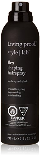 Living Proof Flex Shaping Hair Spray for Unisex, 7.5 - Shaping Spray