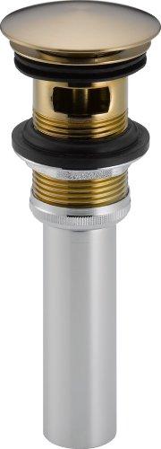 Delta 72173-CZ Push Pop-Up with Overflow, Champagne Bronze (Star Champagne Diamond)