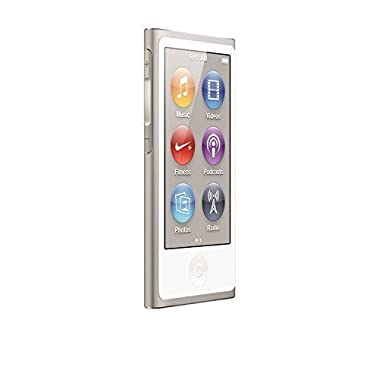 Apple iPod nano 16GB Silver (7th Generation) with Generic Earpods & USB Data Cable (Bulk Packaging)