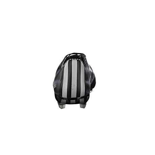 adidas Performance Nitrocharge 3.0 FG - Zapatillas de fútbol para hombre Negro - Black - core black/silver met./silver met.