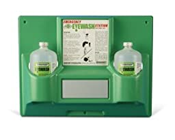 DSS Scienceware Double Eyewash Station
