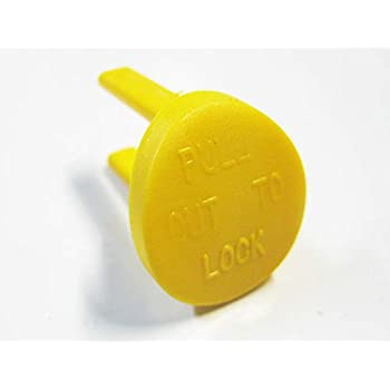 725c5523d5f0 Sears Craftsman Yellow Switch Safety Key Table Saw Radial Arm Jointer Band  Drill