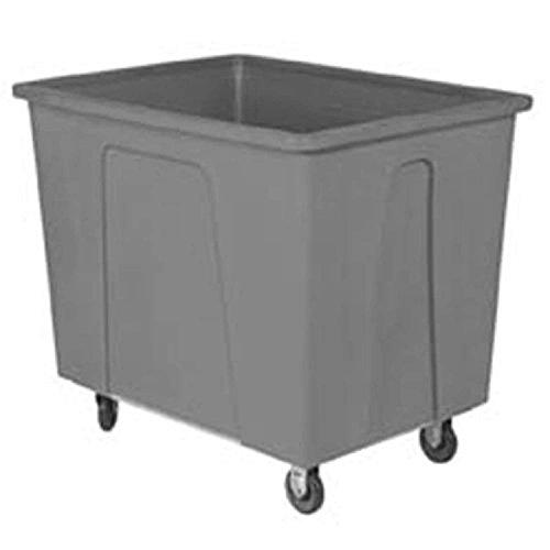 Wesco 272518 128 Gallon 16 Bushels Plastic Box Truck, 5